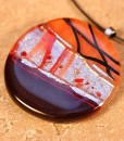 cranberry-peach-fused-glass-pendant-1473-400